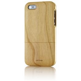 iPhone 5s Housse de Protection en Bois de Cerisier