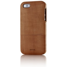 iPhone 5s Holz-Cover Birnbaum