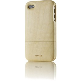 Solid wood case for iPhone 4/4S: Maple