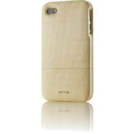 iPhone 4/4S Housse de Protection en Bois d'Erable