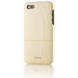 Solid wood case for iPhone 5: Maple