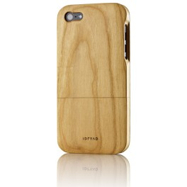 iPhone 5 Holz-Cover Kirschbaum