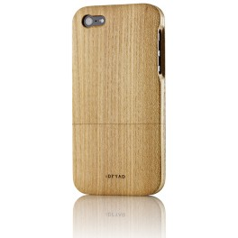 Solid wood case for iPhone 5: Elm